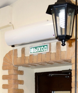 Электрическая тепловая завеса Тепломаш КЭВ-24П4022Е Оптима 400
