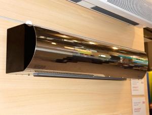 Электрическая тепловая завеса Тепломаш КЭВ-12П2023Е Бриллиант 200