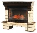 Готовый комплект RealFlame Stone NEW 33W с очагом Firespace 33W IR