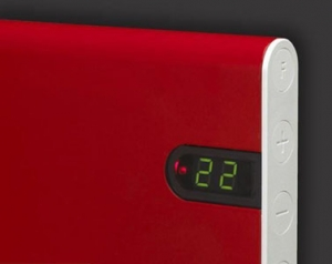 Конвектор ADAX NL 08 KDT Red с электронным термостатом