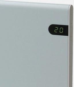 Конвектор ADAX NP 14 KDT Silver с электронным термостатом