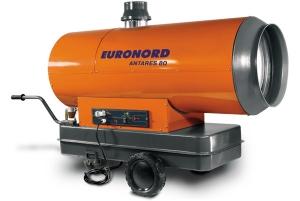 Тепловая пушка дизельная Euronord непрямого нагрева Antares S 25