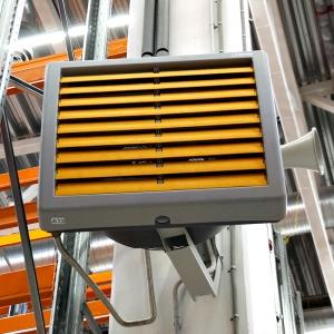 Тепловентилятор водяной Тепломаш КЭВ-126M5W3