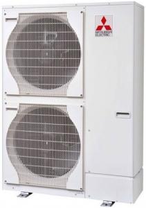Тепловой насос Mitsubishi Electric PUHZ-HW140VHA (380 В)