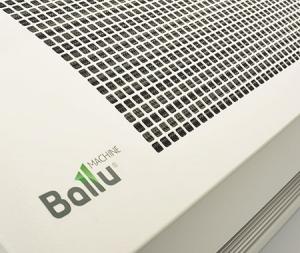 Водяная тепловая завеса Ballu BHC-H20-W45 (пульт BRC-W)
