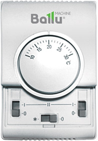 Водяная тепловая завеса Ballu BHC-M10-W12 cерии W2