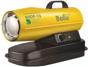 Дизельная тепловая пушка Ballu прямого нагрева BHDP-10 Tundra