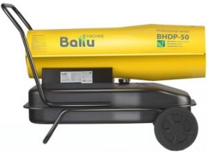 Дизельная тепловая пушка Ballu прямого нагрева BHDP-50 Tundra