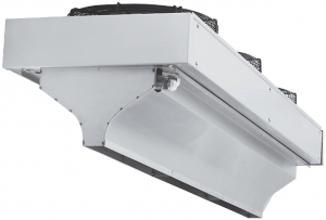 Электрическая тепловая завеса брызгозащищенная Тепломаш КЭВ-36П406Е