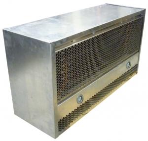 Электрическая тепловая завеса интерьерная Тепломаш КЭВ-12П407Е