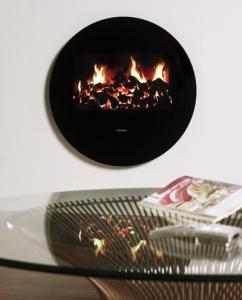 Электрокамин Dimplex Living Art (4 сезона) серии Hi-Tech