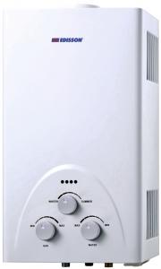 Газовая колонка Edisson S 20 D Spark (white)