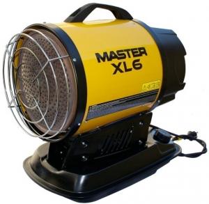 Инфракрасный обогреватель дизельный Master XL6