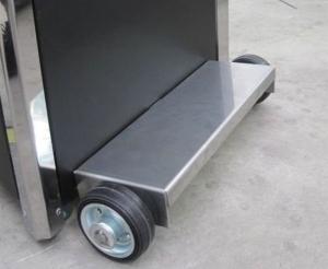 Инфракрасный обогреватель газовый SIABS Kaliente LED ручное управление