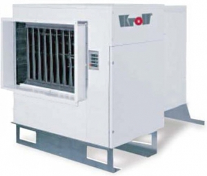 Калорифер с атмосферной горелкой Kroll NK 3 (для внутренней установки)