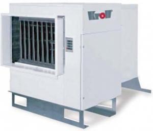 Калорифер с атмосферной горелкой Kroll NK 32D (для внутренней установки)