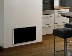 Конвектор ADAX NP 10 KDT Black с электронным термостатом