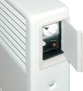 Конвектор с электронным термостатом Noirot Antichoc 1000 Вт