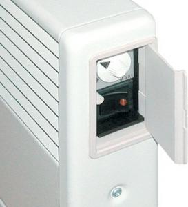Конвектор с электронным термостатом Noirot Antichoc 1500 Вт