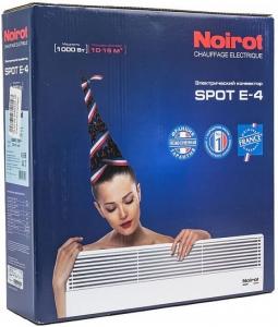 Конвектор с электронным термостатом Noirot Spot E-4 1000 Вт