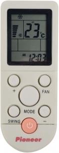 Напольно-потолочная сплит-система Pioneer KFF36UW / KON36UW