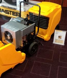 Осушитель воздуха промышленный Master DHP 45