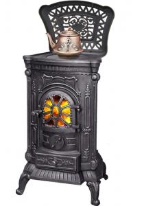 Печь-камин Литком INGRID