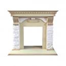 Портал Dimplex Dublin арочный сланец (крем) для электрокаминов