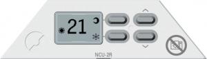 Приемник-термостат NOBO NCU 2R с ЖК-индикатором