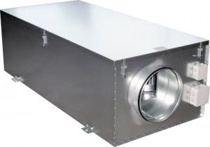 Приточная вентиляционная установка Salda Veka W-3000-40.8-L3