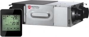 Приточно-вытяжная установка Royal Clima RCS 350Soffio