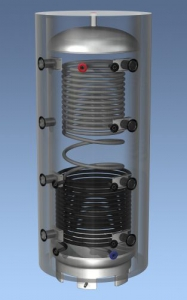 Теплоаккумулятор Hajdu PT 750 СF