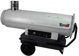 Тепловая пушка дизельная Kroll непрямого нагрева MAK25
