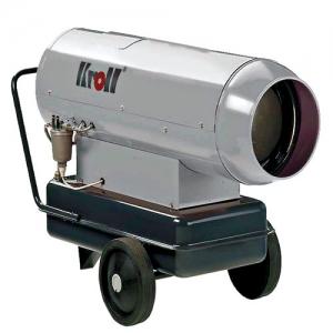 Тепловая пушка дизельная Kroll прямого нагрева GP67