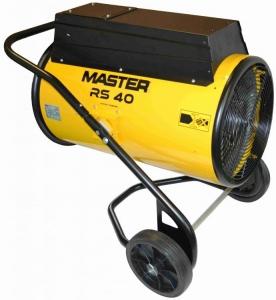 Тепловая пушка электрическая Master RS 40
