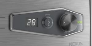 Водонагреватель электрический накопительный Ballu BWH/S 80 Nexus titanium edition H