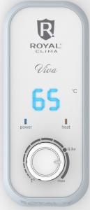 Водонагреватель электрический накопительный Royal Clima RWH-V30-RE Viva