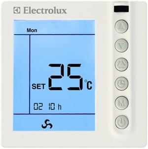 Пульт управления приточно-вытяжной вентиляционной установки Electrolux STAR EPVS-200