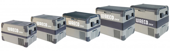 Автохолодильники Waeco CoolFreeze CFX
