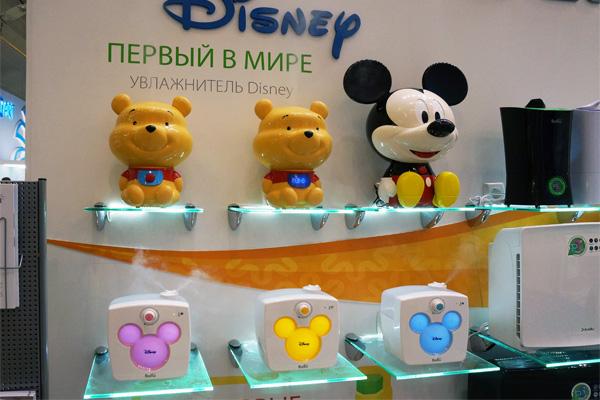 Детские увлажнители Disney