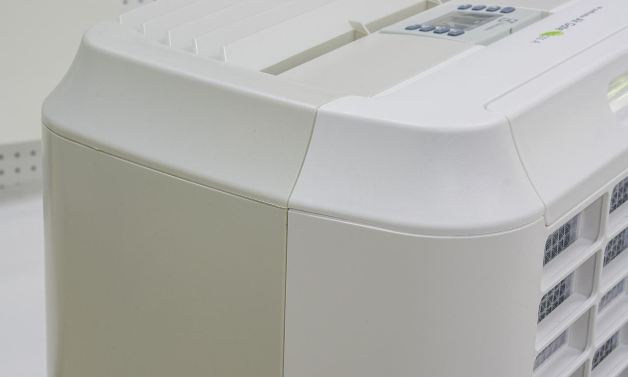 Мобильный кондиционер Electrolux EACM детали корпуса