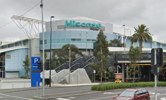 Спонсорская деятельность компании: Hisense Arena