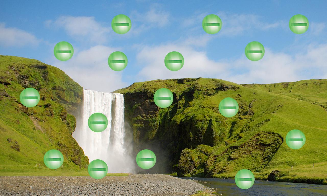 Ионизация воздуха в природе