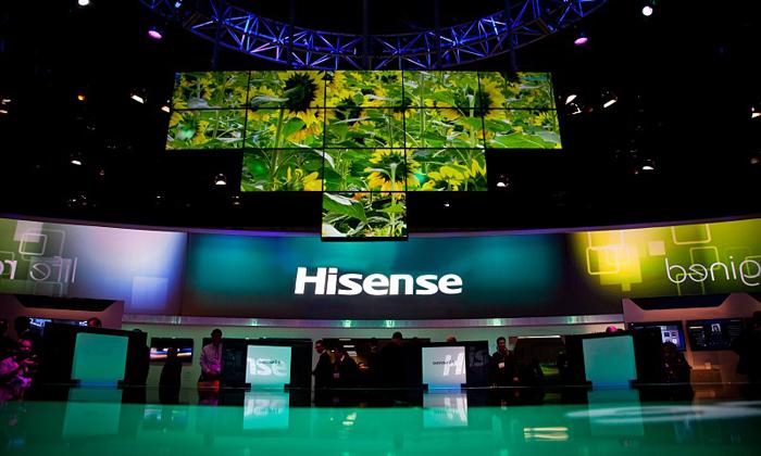 Китайская компания Hisense (Хайсенс)
