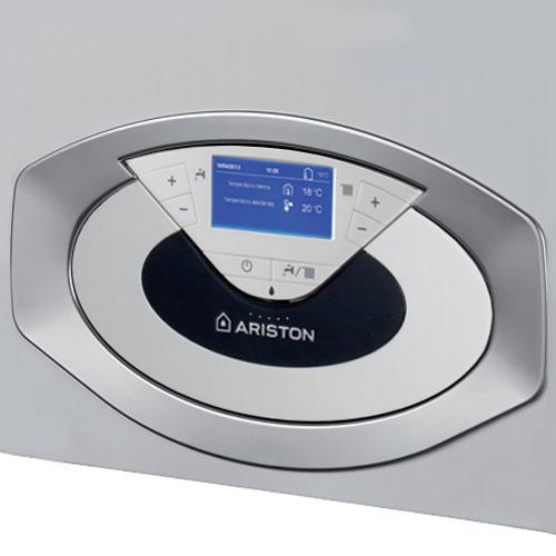 Панель управления газового котла Ariston GENUS PREMIUM EVO HP