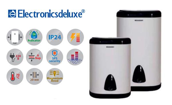 Водонагреватели Electronicsdeluxe LIKE