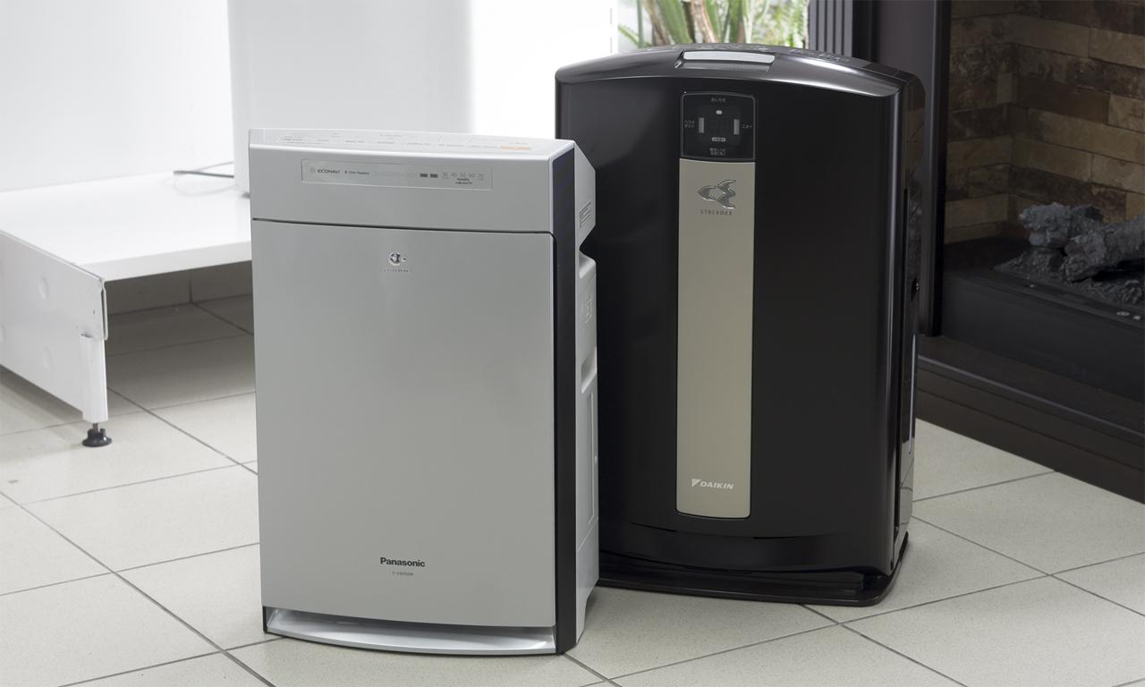 Бытовые воздухоочистители для дома, квартиры и офиса